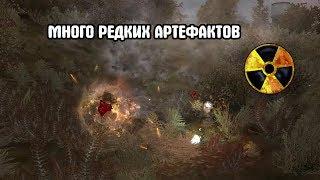 КЛОНДАЙК АРТЕФАКТОВ. STALKER Тайные Тропы 2 29