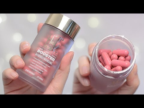 Tati's Halo Beauty Booster Pills 3 Month Test & Review | CORRIE SIDE