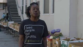 Food support series: FoodCycle LA