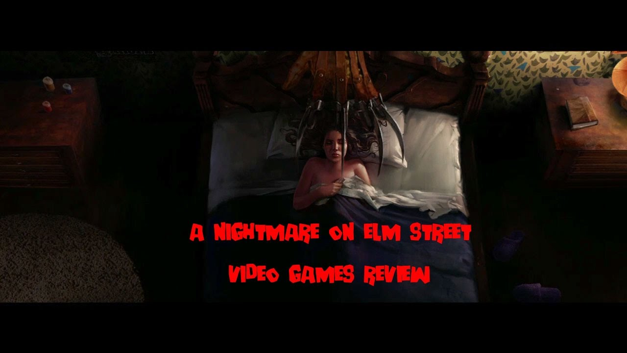 Are nightmare on elm street xvideo tits I'd