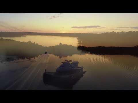 Aerial Drone Footage of Crosslake Minnesota - MN Lake Life