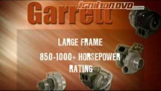Garrett Turbo Range from GCG Turbos