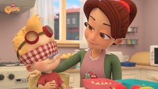 Pırıl - Minik Gurme Uzay | 26. Bölüm (Yeni Bölüm) - TRT Çocuk - Çizgi Film