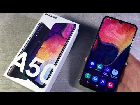Обзор Samsung Galaxy A50 4/64GB (A505F)