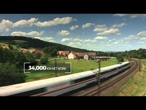 DB Group s promotional video English language version, long