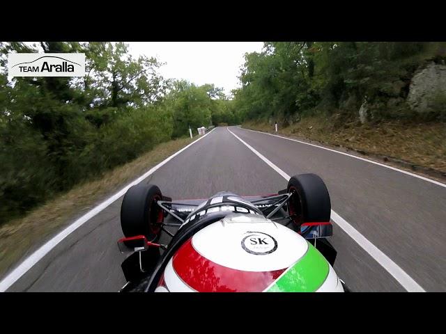 Coppa del Chianti 2019 - Team Aralla - Record - Top Speed 200 km/h - 2° Assoluto C.Europeo FIA HHCC