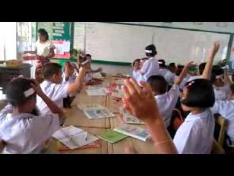 การสอนภาษาอังกฤษชั้น ป 5