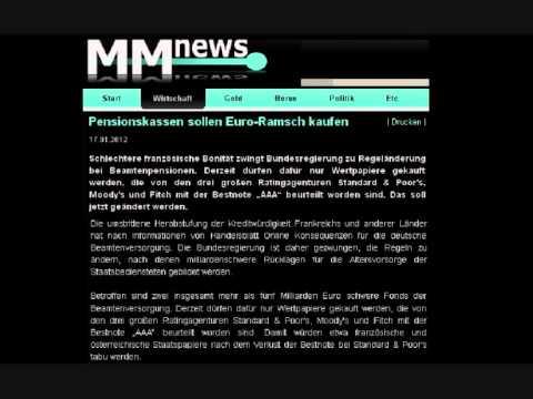 Neuigkeiten statt Nachrichten 18 01 2012 Geld SOPA ex