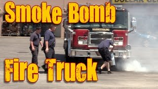 When FIREMEN ask you to PRANK their BUDDIES