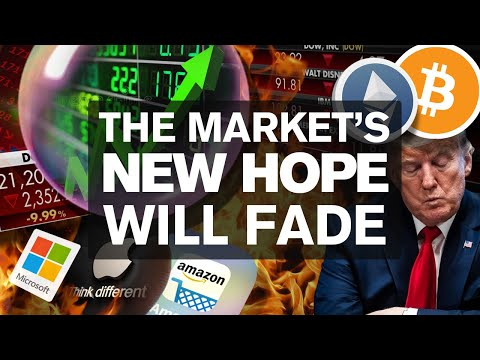 Markets Enter HOPE Stage! Next is the Despair CRASH!