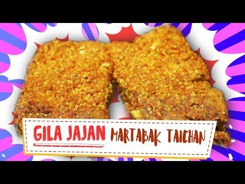 Martabak Taichan Pedasnya Super Sadis! - Indonesian Street Food | Gila Jajan #26 from YouTube · Duration:  4 minutes 55 seconds