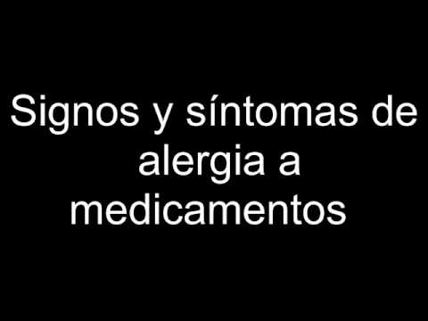 alergia a medicamentos disfunción eréctil