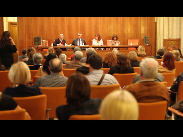 CONVEGNO UNIONE INDUSTRIALI - MIRIAM MAFAI - CASERTA