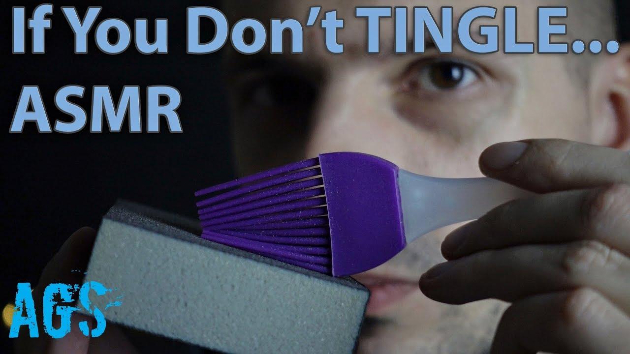 how to feel asmr tingles
