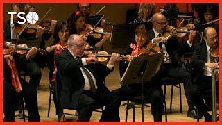 Alex Eddington: Dancing About Architecture  / Lucas Waldin · Toronto Symphony Orchestra
