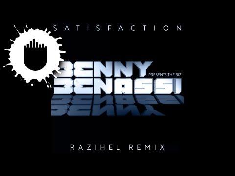 Benny Benassi Presents The Biz - Satisfaction (Razihel Remix) (Cover Art)