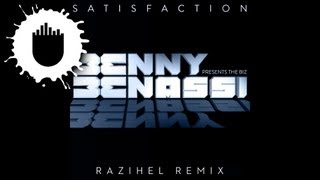 Benny Benassi Presents The Biz - Satisfaction (Razihel Remix) (Cover Art)