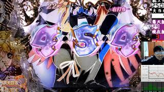 [빠칭코방송] 일본파친코  퀸스블레이드3(조금야한 빠친…