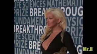 Christina Aguilera   Jerk off Challenge #2 2016 The Beautiful Xtina