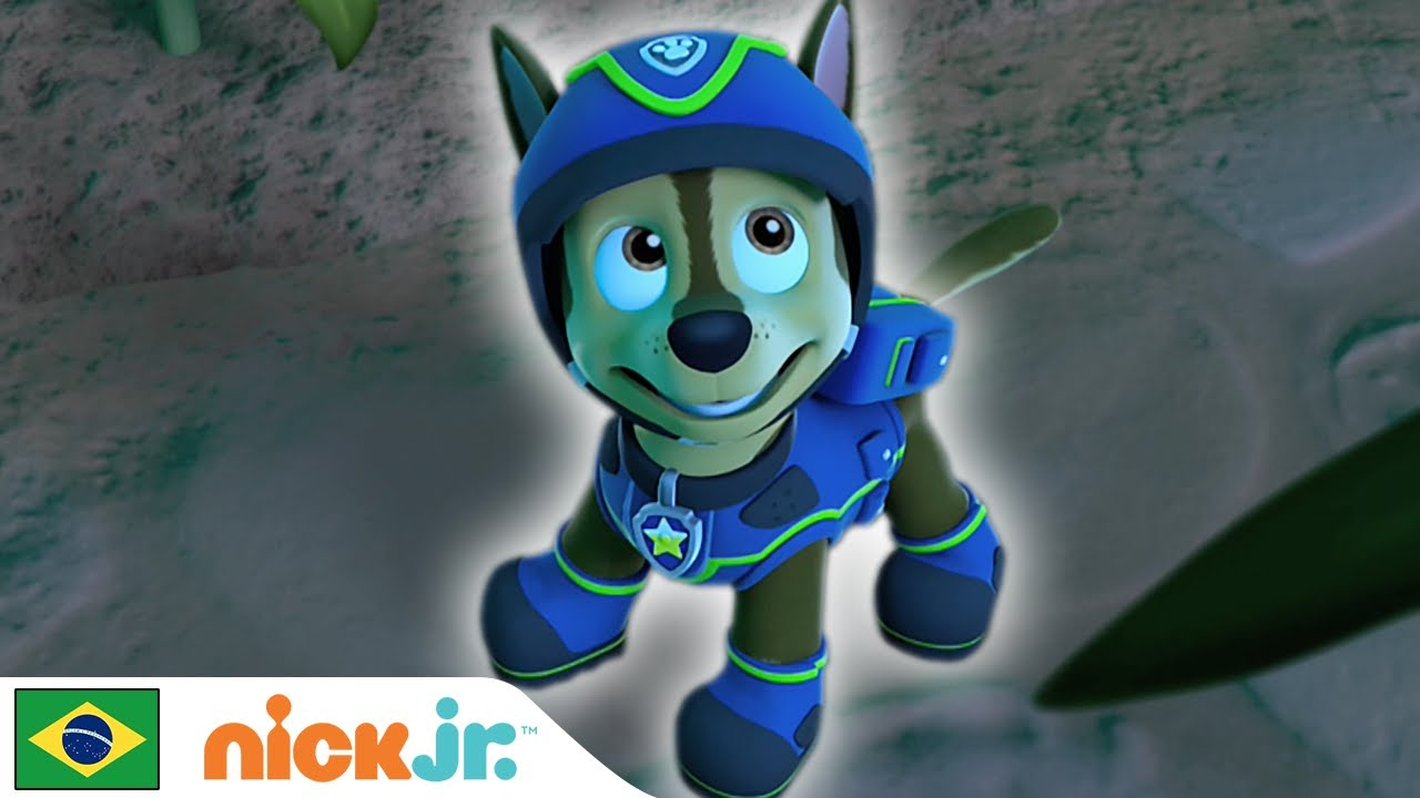 Patrulha Canina   🐾 O Melhor do Chase 🐾   Nick Jr. em Português