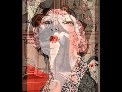 Old French chanson: Mistinguett - Mitsou, 1928