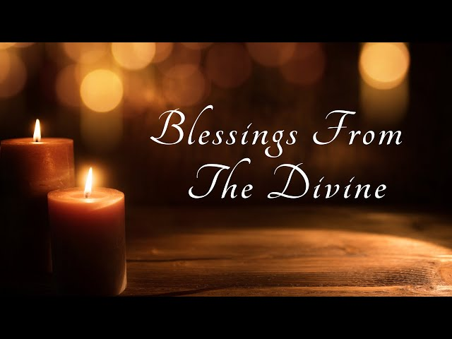 Blessing From The Divine