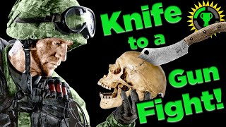 Game Theory: How A Knife Can Win A Gun Fight! (Warface: Breakout)