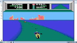 Vs. Mach Rider Arcade Game