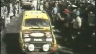 Renault 4 alla Parigi Dakar - R4 4L Paris-Dakar part.2