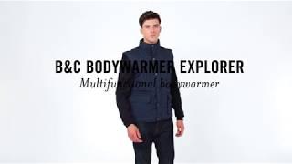 B&C BODYWARMER EXPLORER: JU 880