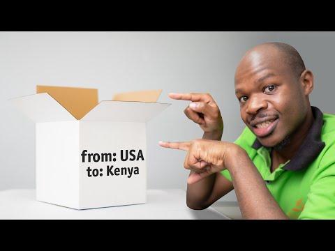 How I Shop On Amazon US & Ship To KENYA: CHEAP & EASY!