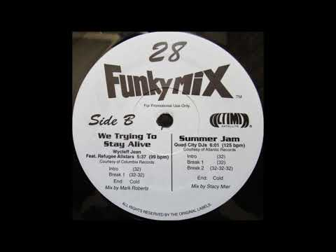 Wycleff Jean Ft. John Forte & Pras – We Trying To Stay Alive (Funkymix 28) 1997