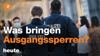 Die dritte corona-welle hat deutschland im griff. zahl der neuinfektionen steigt exponentiell, belastung auf den intensivstationen ist hoch. in d...