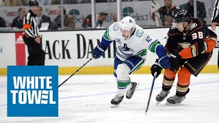 Canucks are off to more than a hot start | White Towel | The Province