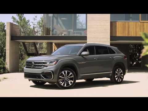 2020 Volkswagen Atlas Cross Sport Interior Exterior and Review