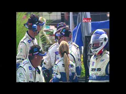 2008 Lime Rock Race Broadcast - ALMS - Tequila Patron - Racing - Sports Cars