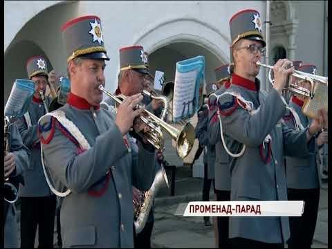 Все лето в Ростове будет играть пеший духовой оркестр