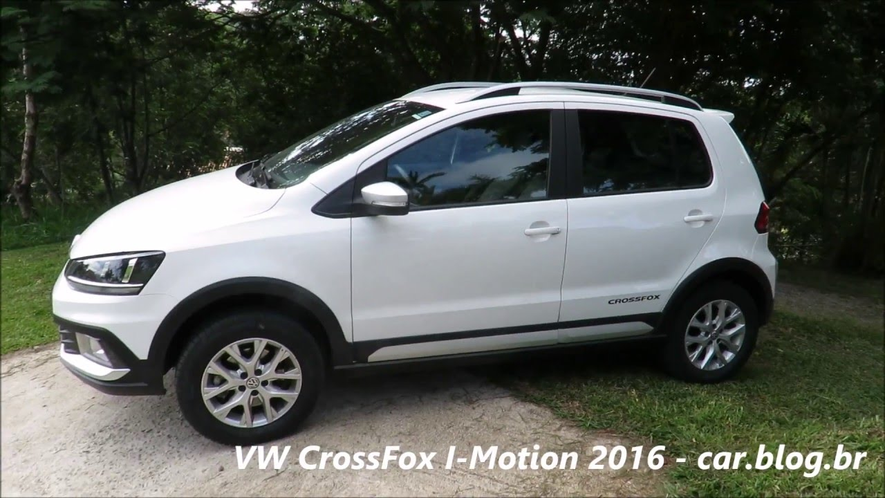 VW CrossFox 2016 I-Motion - teste de 20.000 Km - www.car ...