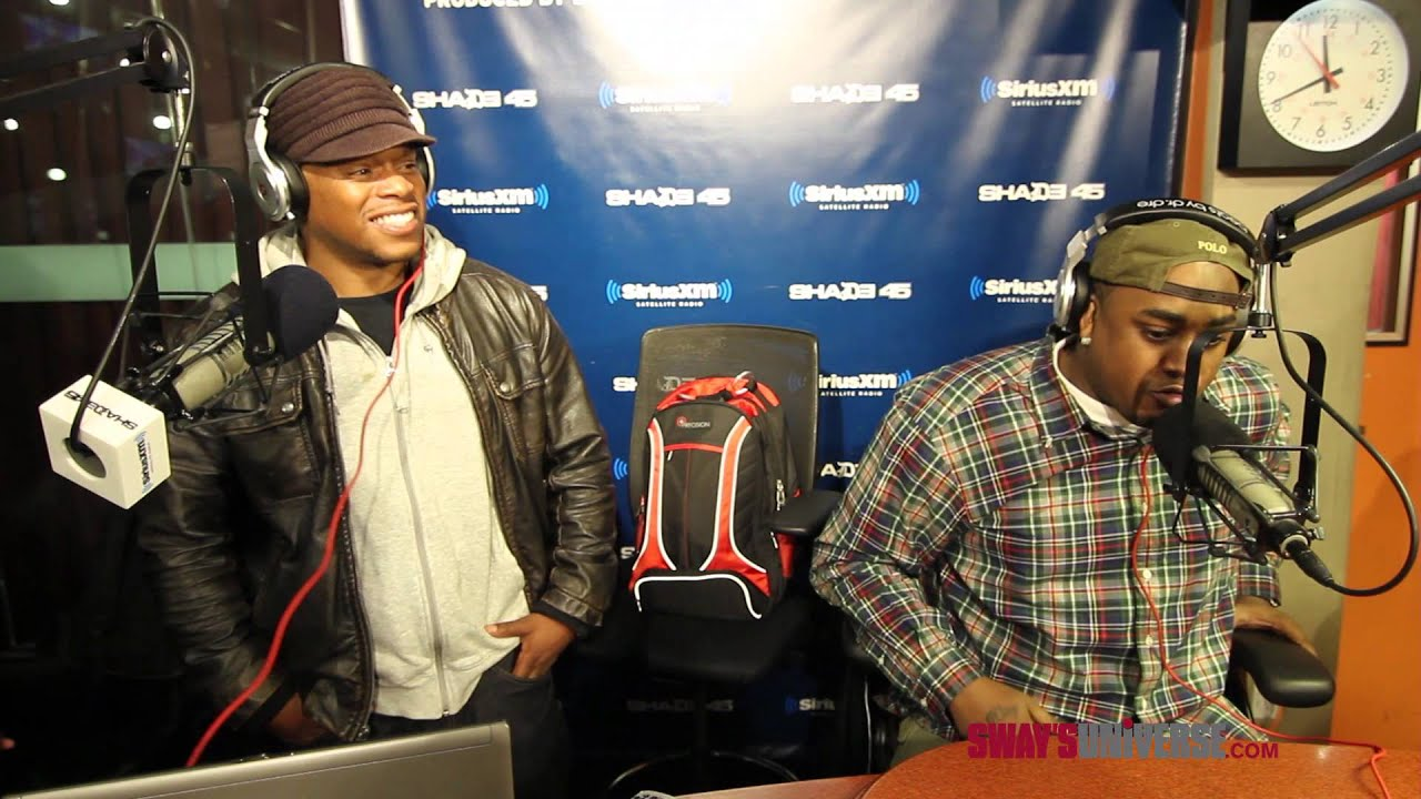 Oun-P Destroys the Mic with his Freestyle on #SwayInTheMorning   Sway's Universe