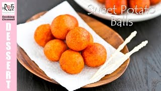 Sweet Potato Balls