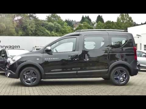 Dacia Dokker Stepway Celebration Tce 115 Navi Pdc Klima Most Por Videos