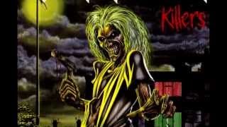 Maiden Vinyl Reissues - The Artwork