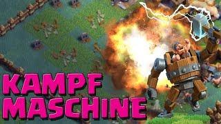 KAMPFMASCHINE!    Clash of Clans    LP CoC [Deutsch German]