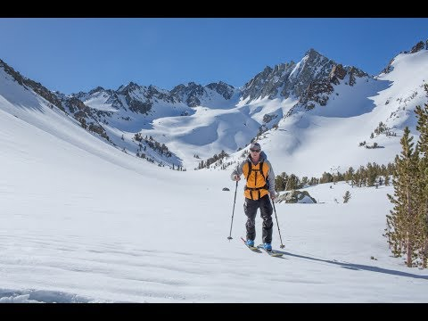 Surfing a Frozen Wave: The Life of Splitboard Guide Eric Layton