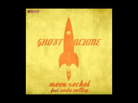 Moon Rocket Feat. Anda Volley - Ghost Machine (Dub Machine Mix)