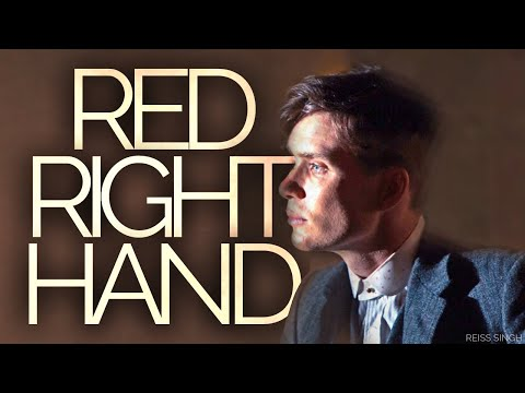 Thomas Shelby | Red Right Hand