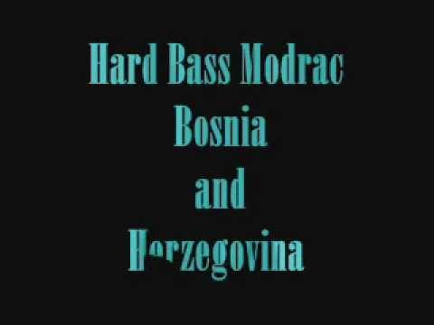 Hard Bass  - Modrac -  NAJAVA