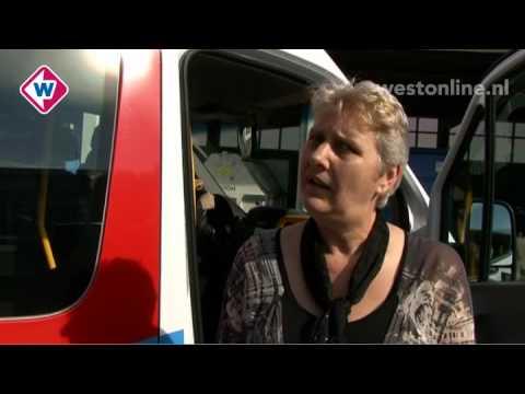 Problemen bij taxibus door stroomstoring - Westonline.nl