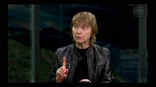 Talking Art In The Secret Studio Camille Paglia Teaching Art History To School Children