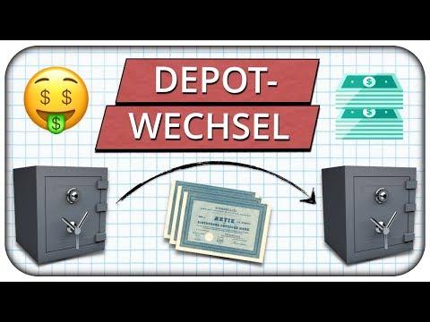Depot wechseln und viel Geld sparen?! So funktioniert der Depotumzug inkl  Depotwechsel Prämie